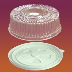 Plastic packaging for cakes the Code 1351