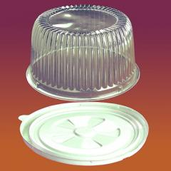Plastic packaging for cake the Code 1354
