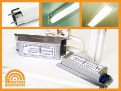 Ballast electronic (EPRA) for lyum. lamps, NP PRA