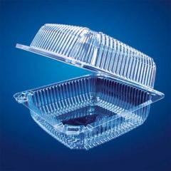 Container plastic square Code 2220