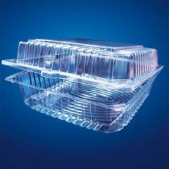 Прямоугольный контейнер с неразделёнными...