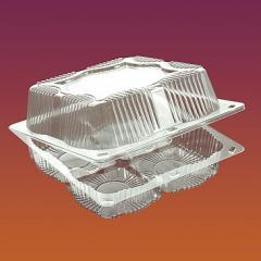 Квадратный контейнер пищевой Код 2217