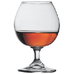 Brandy - fragrance food liquid.