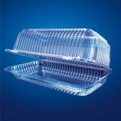 Пластиковые одноразовые контейнеры для пищевых