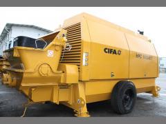 Стационарный бетононасос высокого давления CIFA модели  HPC 1410-817 IF8