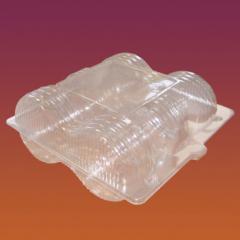Упаковка пластиковая Код 2306
