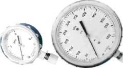 The manometer the showing MP-160-02-1,5