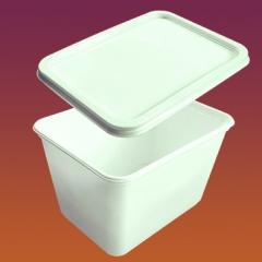 Container Code 2000, plastic for ice cream