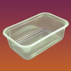 Trays for the plastic container Code 2640