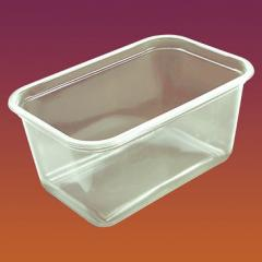 Trays for the plastic container Code 2650