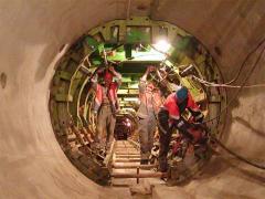 Независимая тоннельная опалубка