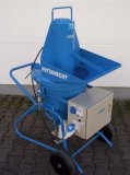 Pumps for plaster PUTZKNECHT S36 FU solutions