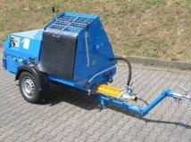 Pumps for plaster PUTZKNECHT S82 solutions