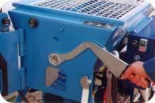 Pumps for plaster PUTZKNECHT S48.3 solutions