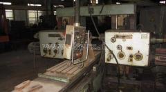 Machine longitudinally milling 6G605, 1986