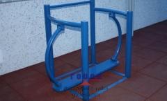 Тренажер для приводящих и отводящих мышц бедра SO-10.11
