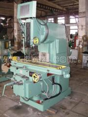 The machine vertically milling 6P12, to / r
