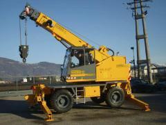 Внедорожний автомобільний кран GRIL 8125 (12,5 Т)