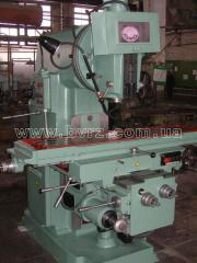 The machine vertically milling 6P13, to / r