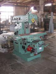The machine universal and milling 6R82Sh, to / r