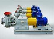 Chemischen horizontale Elektropumpe Einheiten HGN