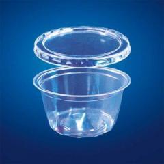 Креманка пластиковая одноразовая Код 4306