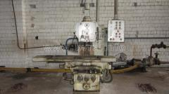Machine console and milling vertical FSS315/E,