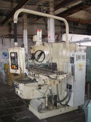 Machine vertically milling FSS400, 1988