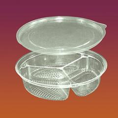 Контейнер пластиковый для кулинарии Код 4423