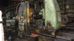 The machine zubofrezerny vertical for cylindrical