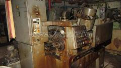 Machine zuboshlitsefrezerny VS-51P, 1994