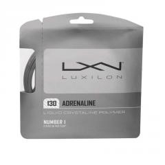 Strings for tennis of Luxilon Adrenaline 1,30