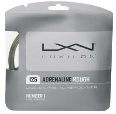Strings for tennis of Luxilon Adrenaline Rough