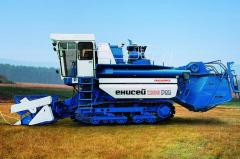 Комбайн для уборки риса Енисей - 1200РМ