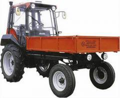 Трактор колесный ВТЗ-30СШ
