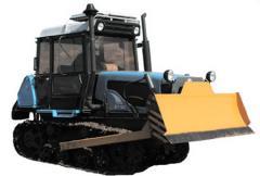 Трактор гусеничный сельскохозяйственный Агромаш