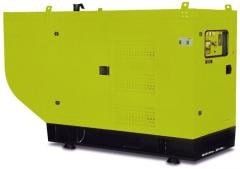 Diesel generator, diesel power station of Volvo-Penta of 75-550 kW