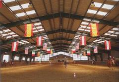 The horse center with BMZ