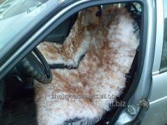 Автомобильный чехол, коричневый