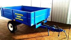 Ractor trailer 1PTS-2