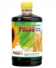 Жидкое удобрение Гумат FOCUS 20грн-1л/га