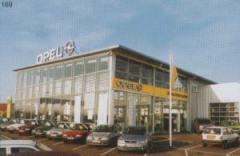 Car showroom BMZ