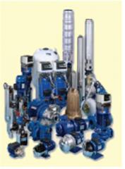 Pump equipmen