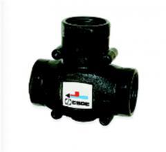 The three-running valve on an obratka of 60