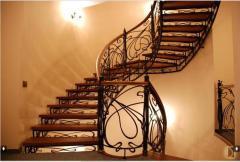 Лестницы винтовые, Лестницы винтовые купить,