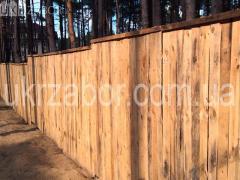 Временный забор - Строительный забор (щит 2х2м не