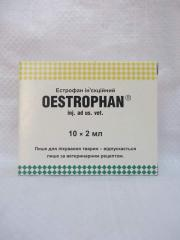 Estrofan of 2 ml No. 10 Bioveta Czech Republic