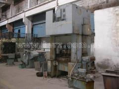 High speed automatic press Erfurt PASZ 160/2