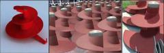 Шнеки конические для перемешивания