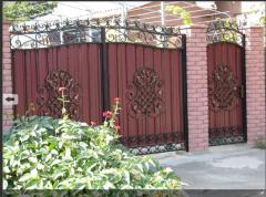 Gate are design